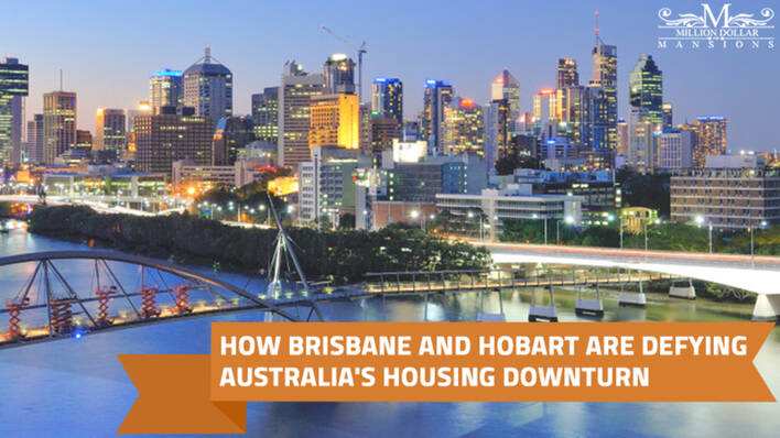 How Brisbane and Hobart are Defying Australia's Housing Downturn