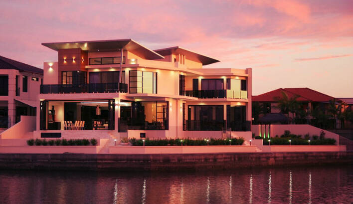 Luxury real estate property in Australia