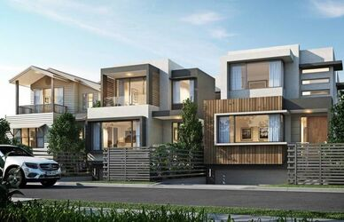 BRAND NEW BEACHSIDE HOMES BU