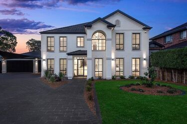 Family haven of modern style