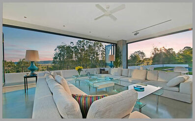 Modern Mansion on Coolum Acr